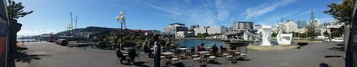 Free stock photo of bay, Bay Bridge, baywatch, blue sky