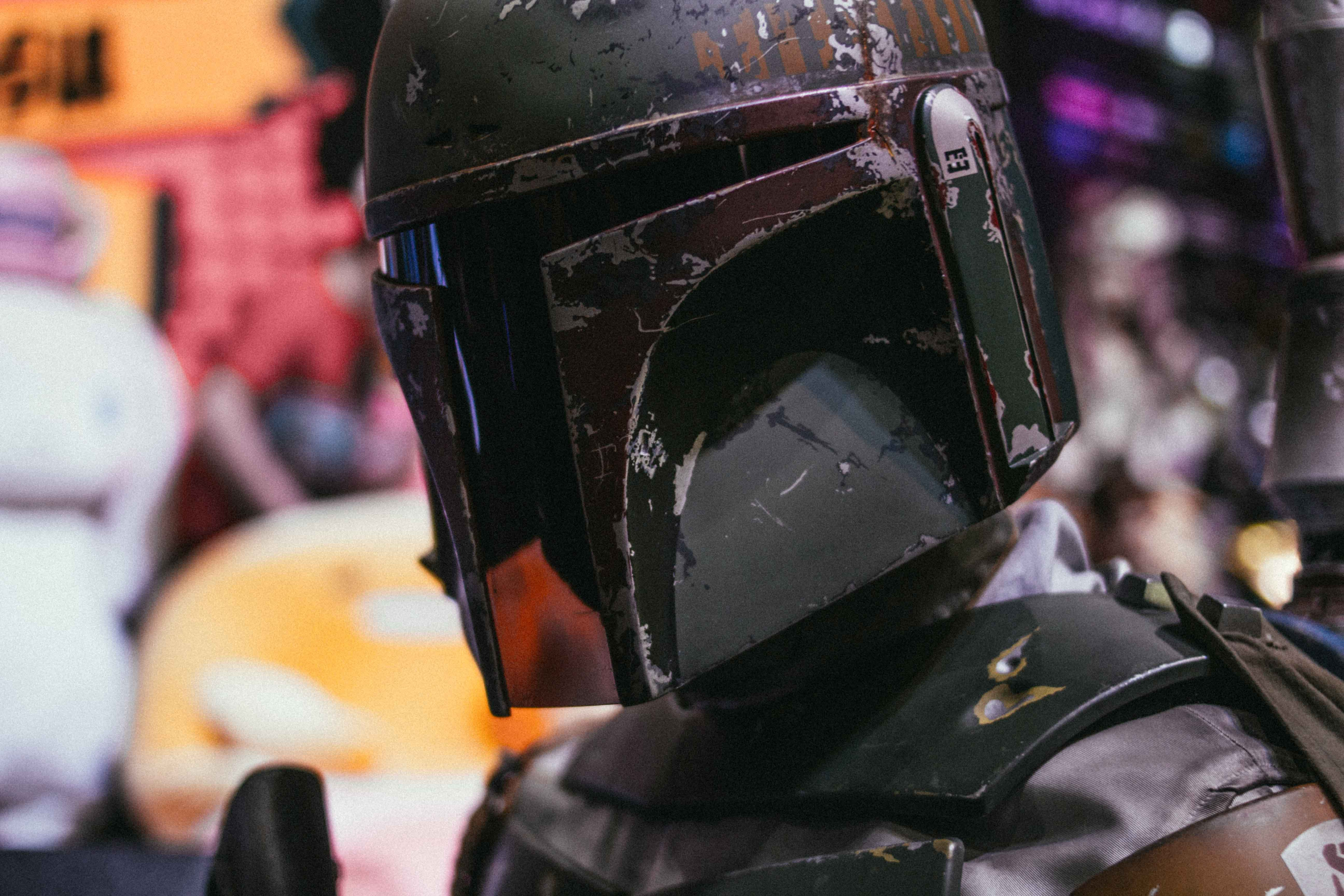 Free stock photo of battle, boba fett, bokeh, closeup