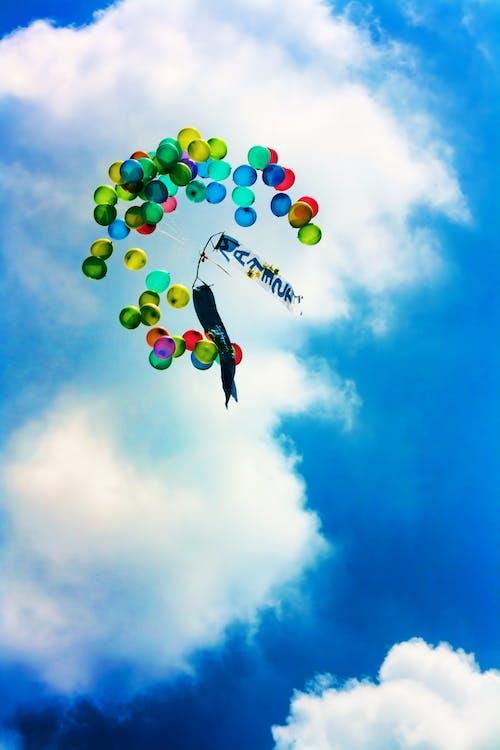 Free stock photo of balloon, balloon launch, balloons