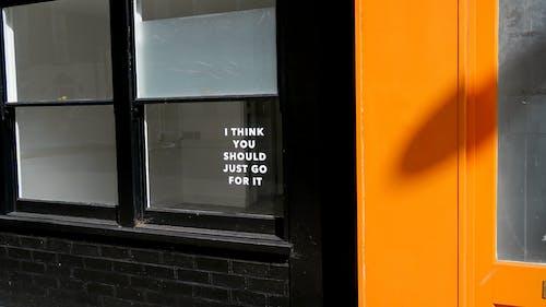 Free stock photo of encouragement, inspiration, orange