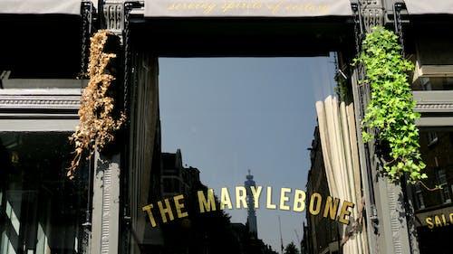 Free stock photo of glass, marylebone, pub
