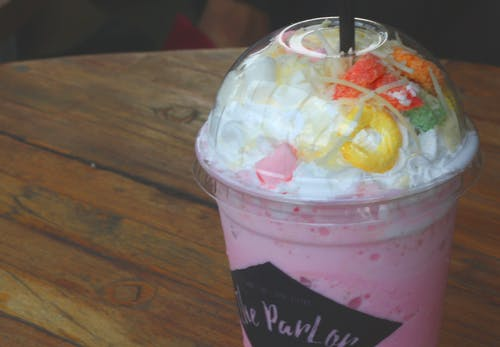 Free stock photo of drink, drinks, milkshake