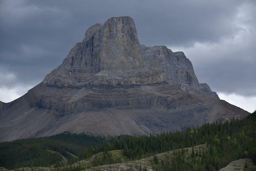Free stock photo of mountain background