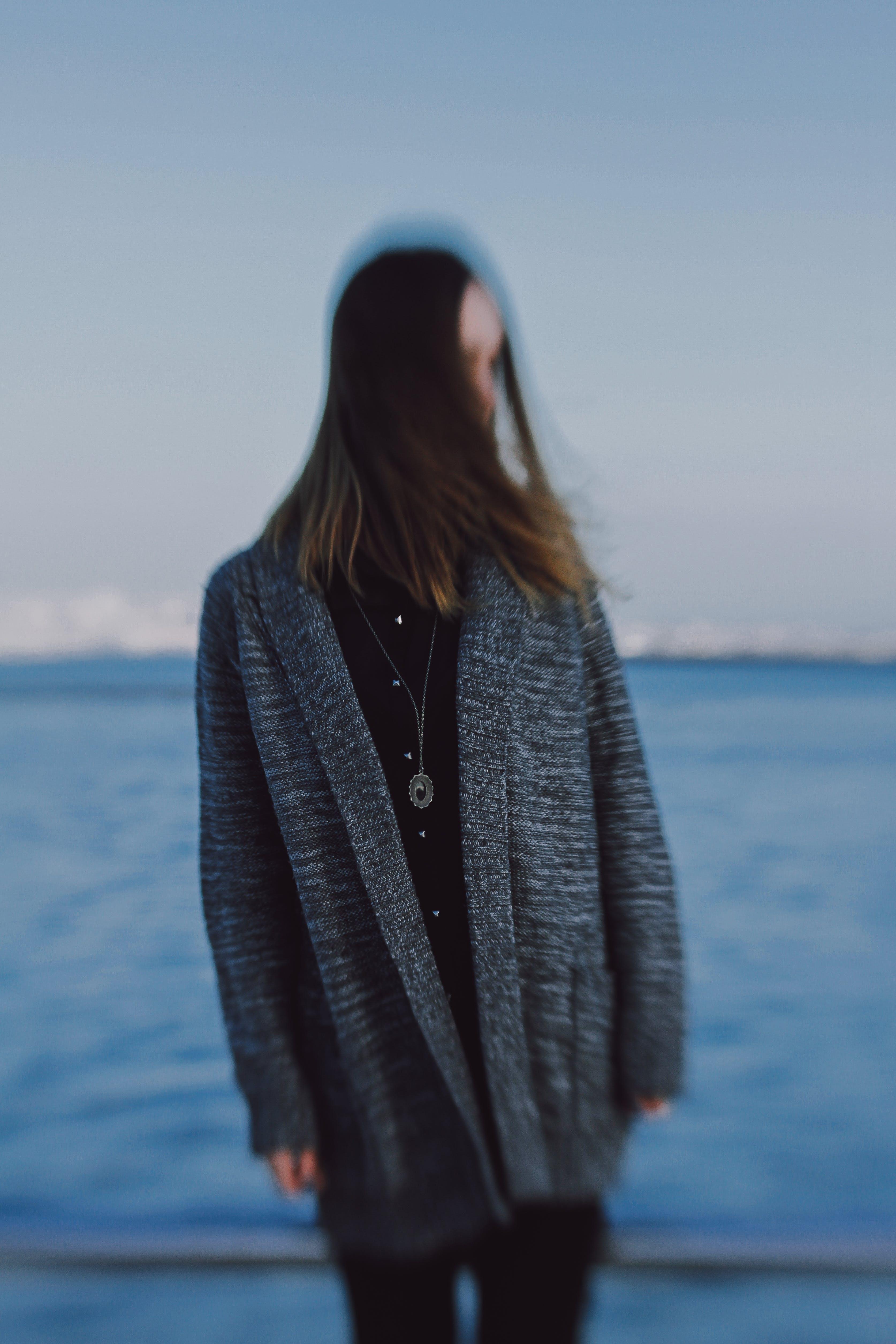Základová fotografie zdarma na téma lensbaby, modrá, moře, rozostření