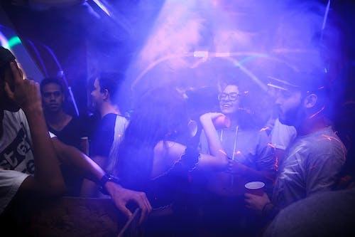 Kostnadsfri bild av dansa, fest, lampor, människor