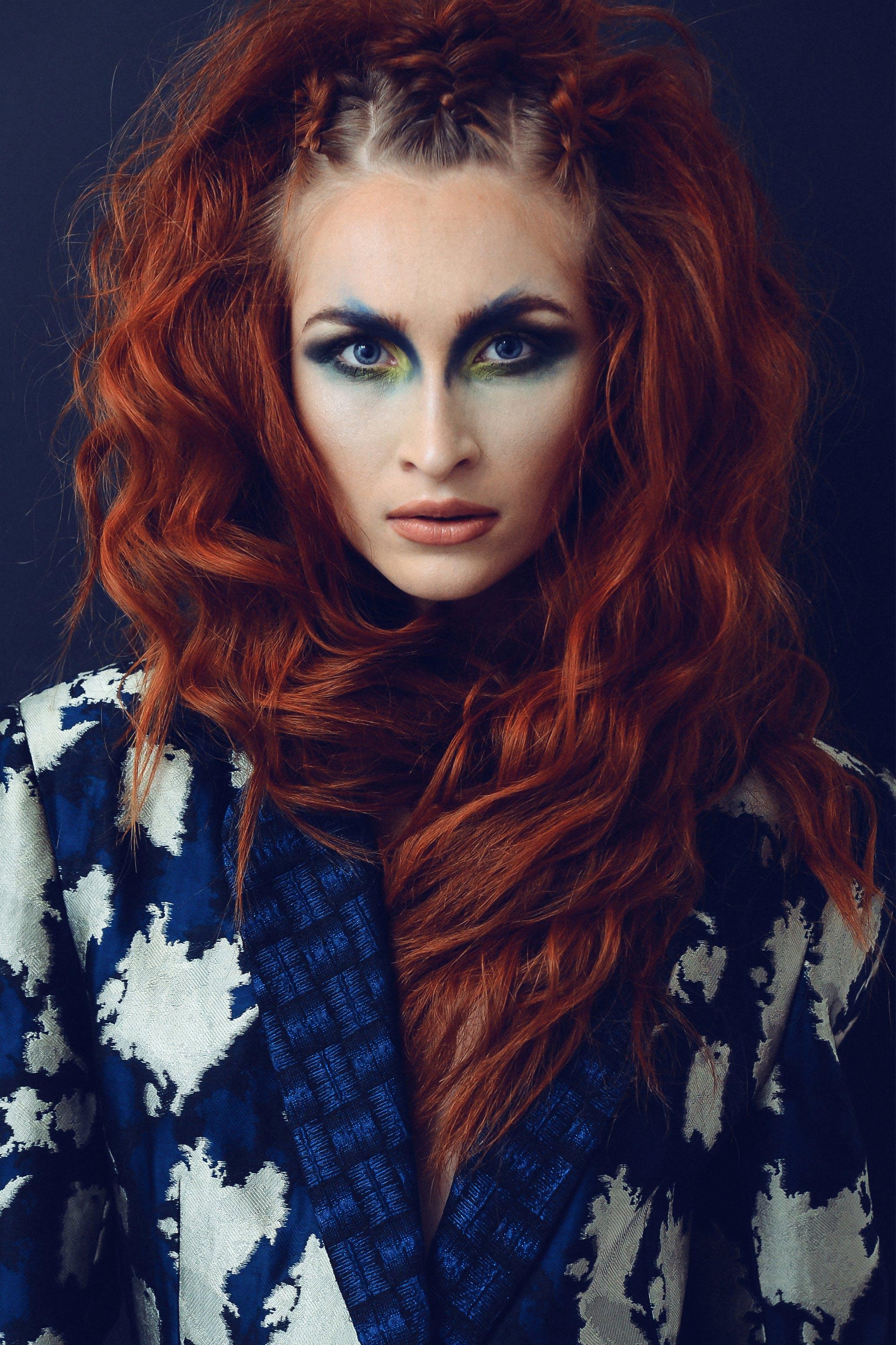 Darmowe zdjęcie z galerii z atrakcyjny, dama, dziewczyna, fryzura