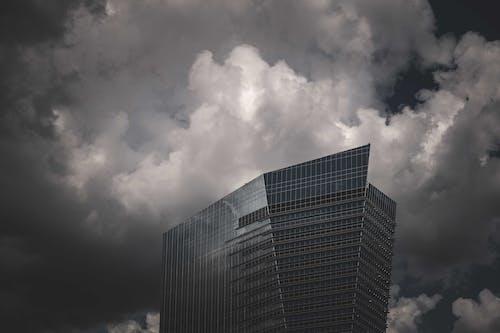 bakış açısı, bina, çağdaş içeren Ücretsiz stok fotoğraf