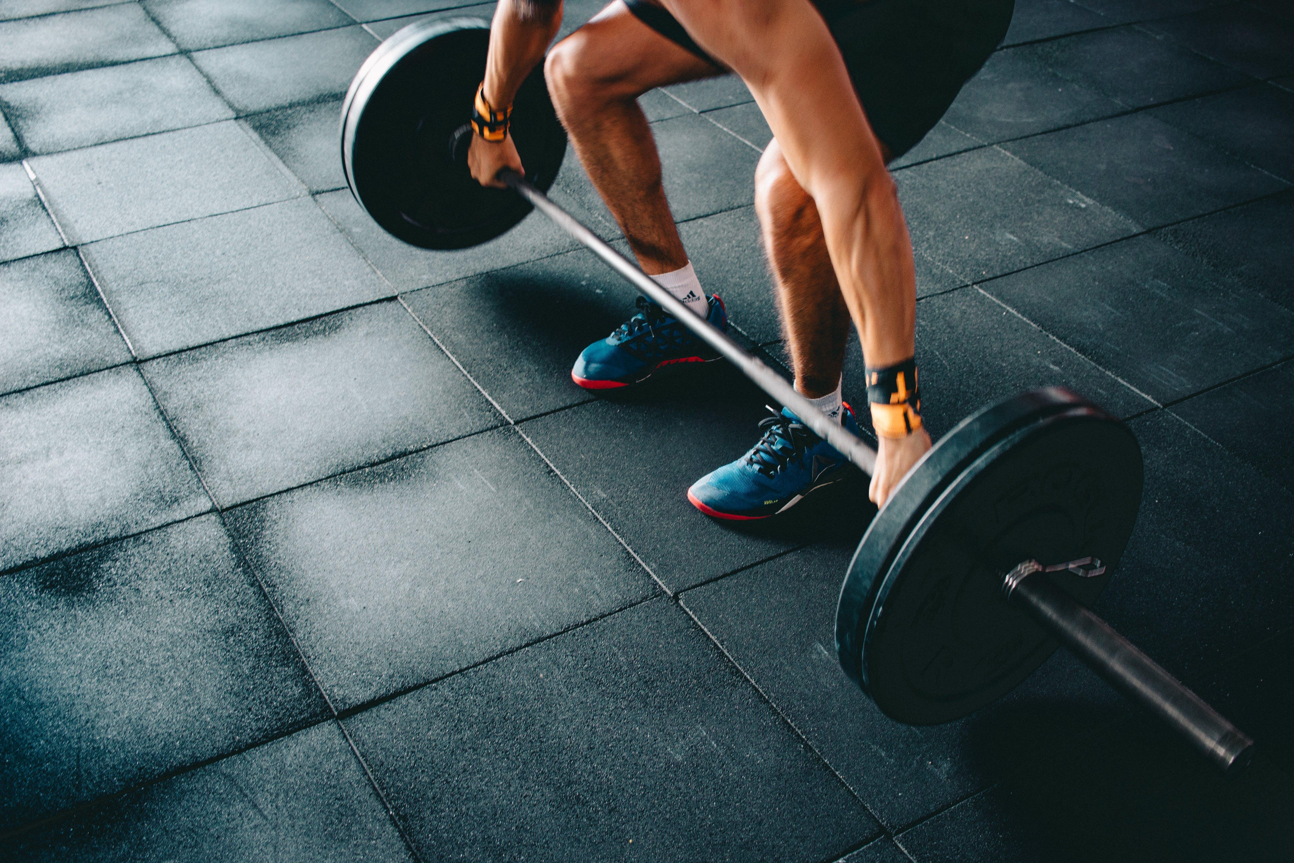 Free stock photo of man, exercise, workout, gym