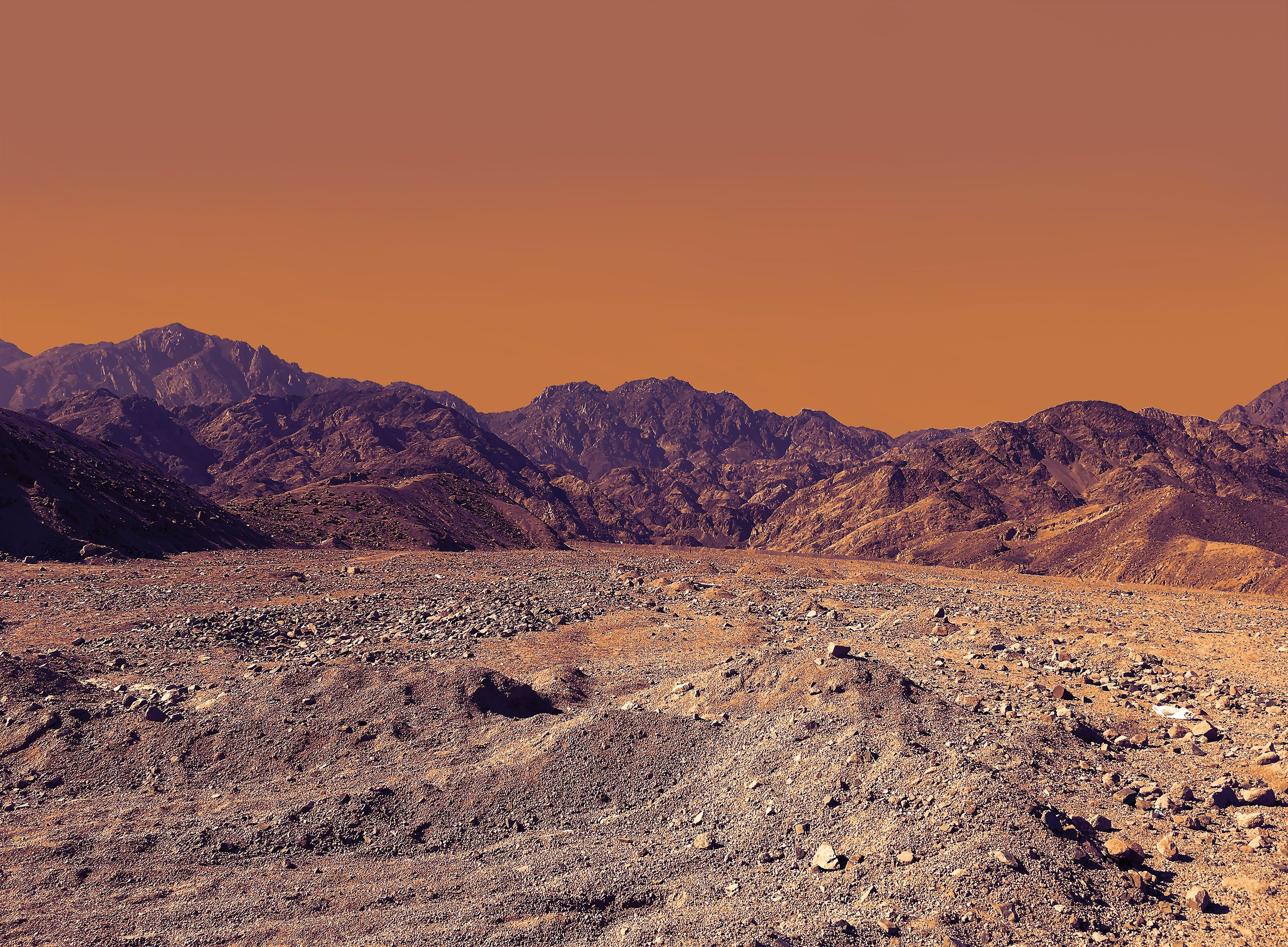Безкоштовне стокове фото на тему «mobilechallenge, апельсин, Геологія, гори»