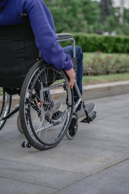 Free stock photo of couple, disable, disabled