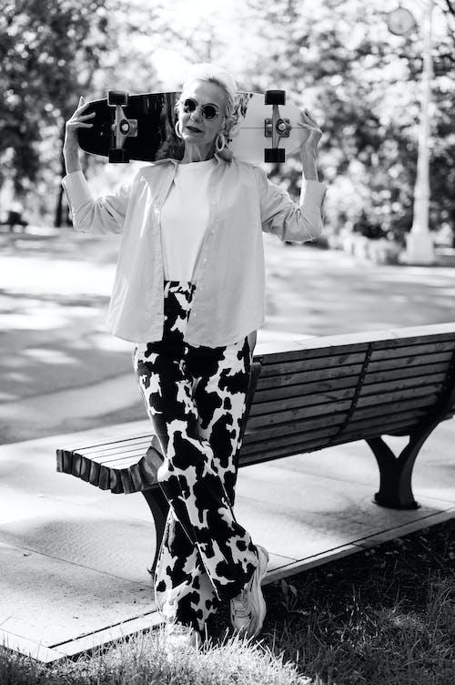 Fotos de stock gratuitas de abuelita, actriz, adulto