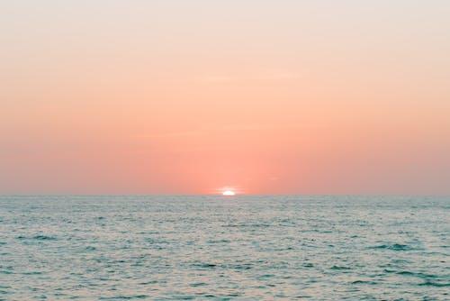 シースケープ, ビーチ, ミニマリズムの無料の写真素材
