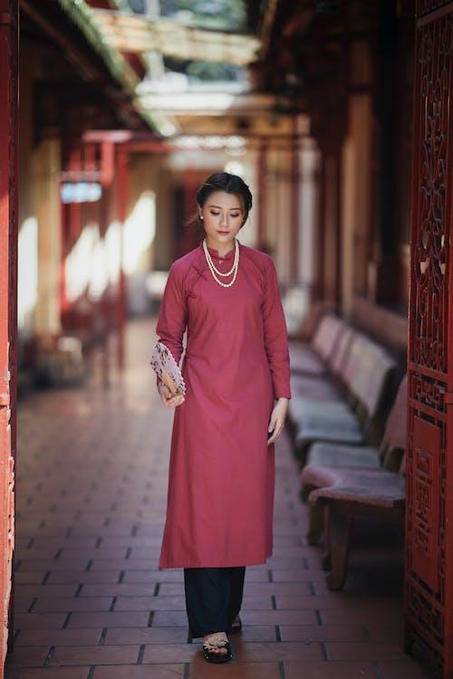 亞洲, 传统服装, 全景 的 免费素材图片