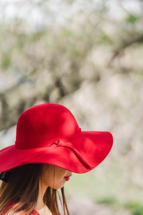 Foto profissional grátis de borrão, chapéu de praia, chapéu de sol