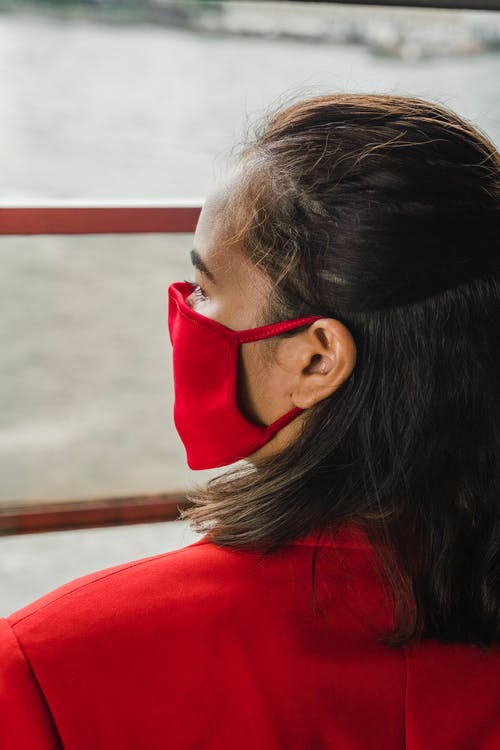 Foto profissional grátis de contemplando, fechar-se, máscara falsa