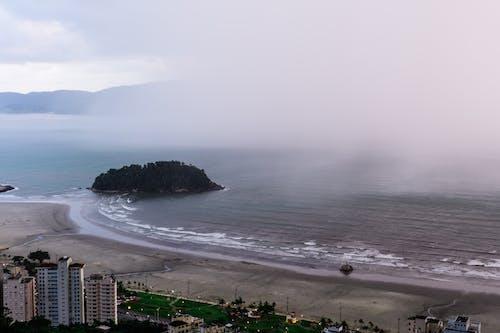 Безкоштовне стокове фото на тему «вітер, довга експозиція, дощ, літній час»