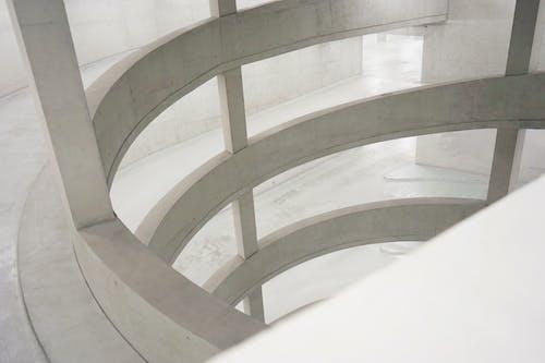 건물, 건축, 건축 설계, 곡선의 무료 스톡 사진