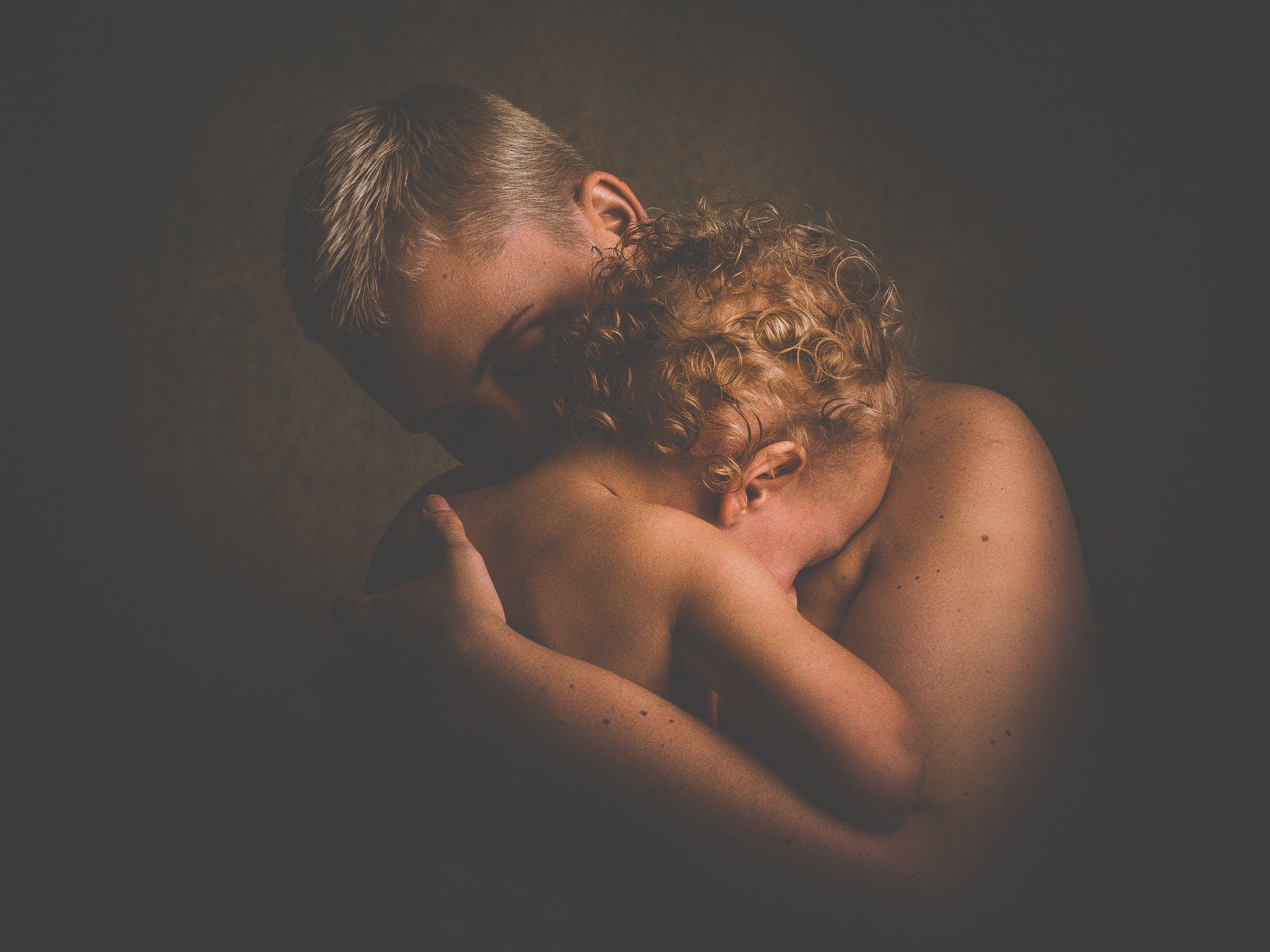 Gratis stockfoto met baby, bloot, jeugd, kind