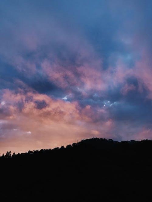 Free stock photo of bright, cloud, dark