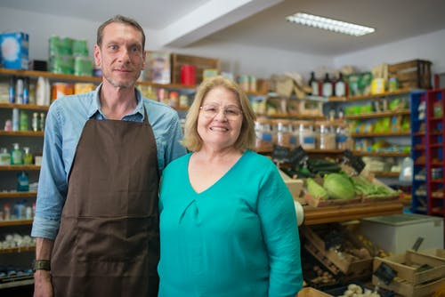 Free stock photo of foodstuffs, grocery, pensioners