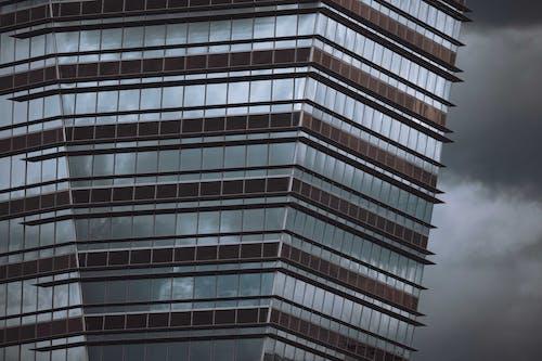 açık hava, bina, çağdaş içeren Ücretsiz stok fotoğraf
