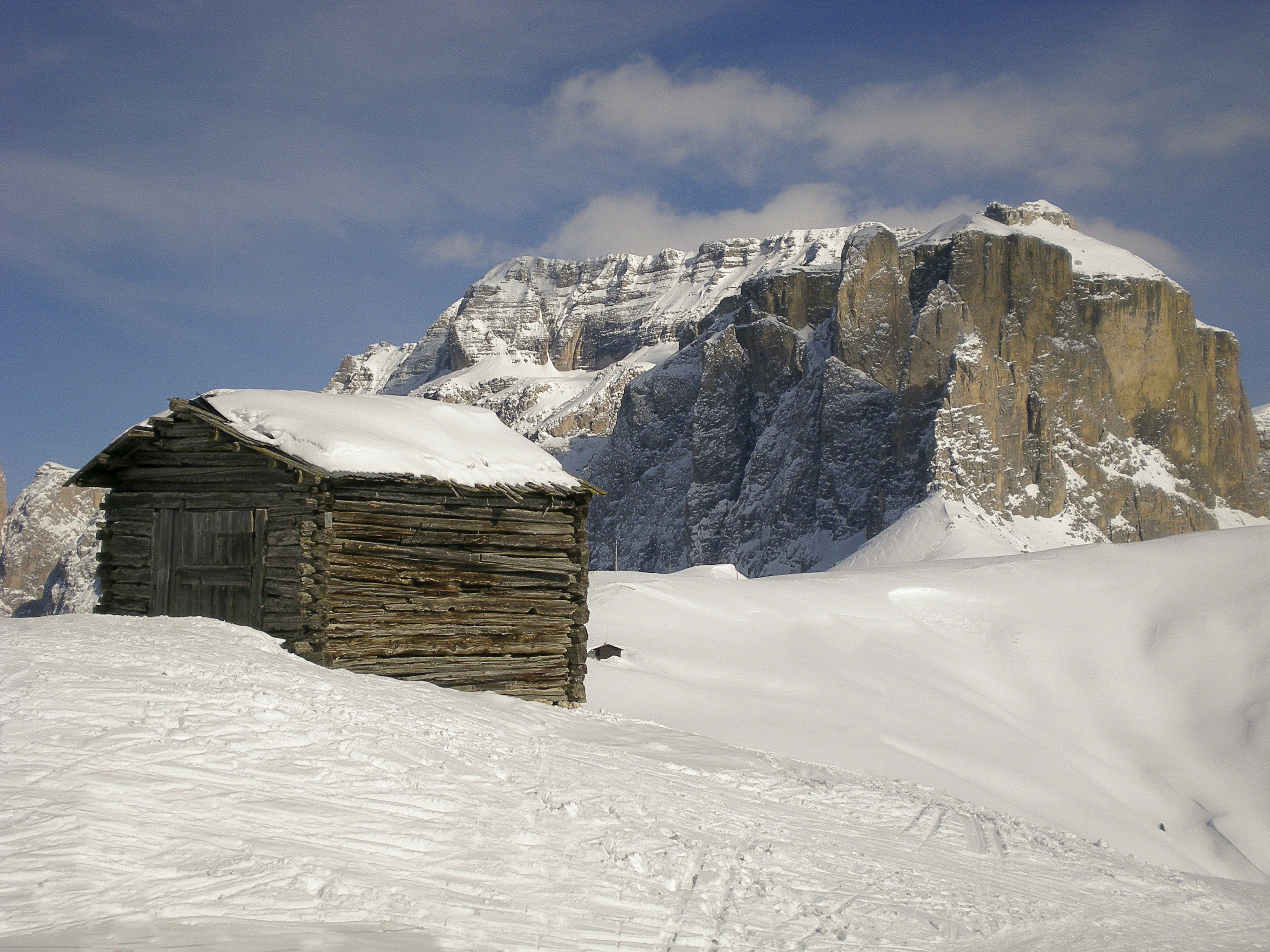 Free stock photo of alto adige, dolomiti, hut, mountain
