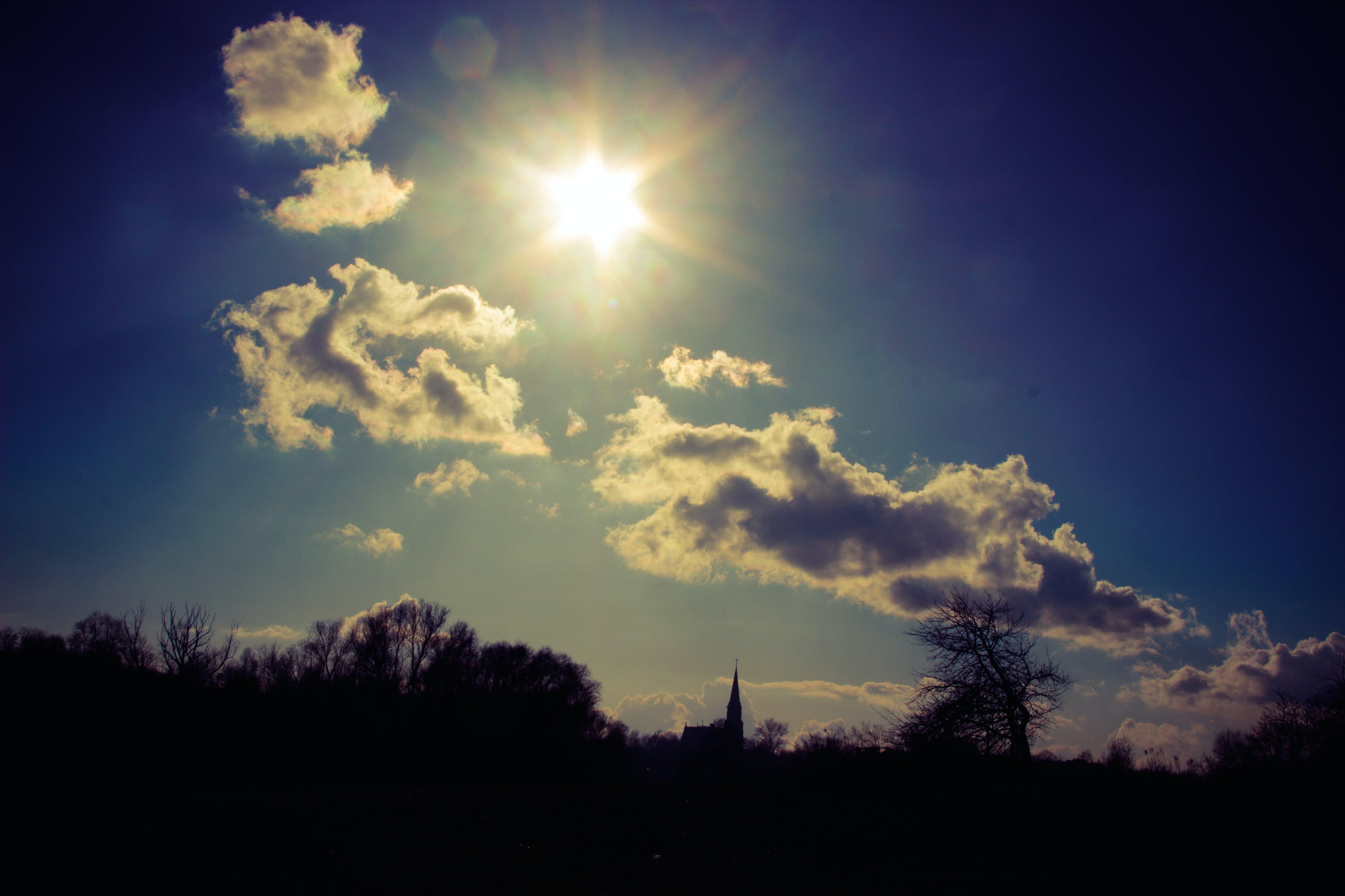 Free stock photo of landscape, nature, sky, sunny