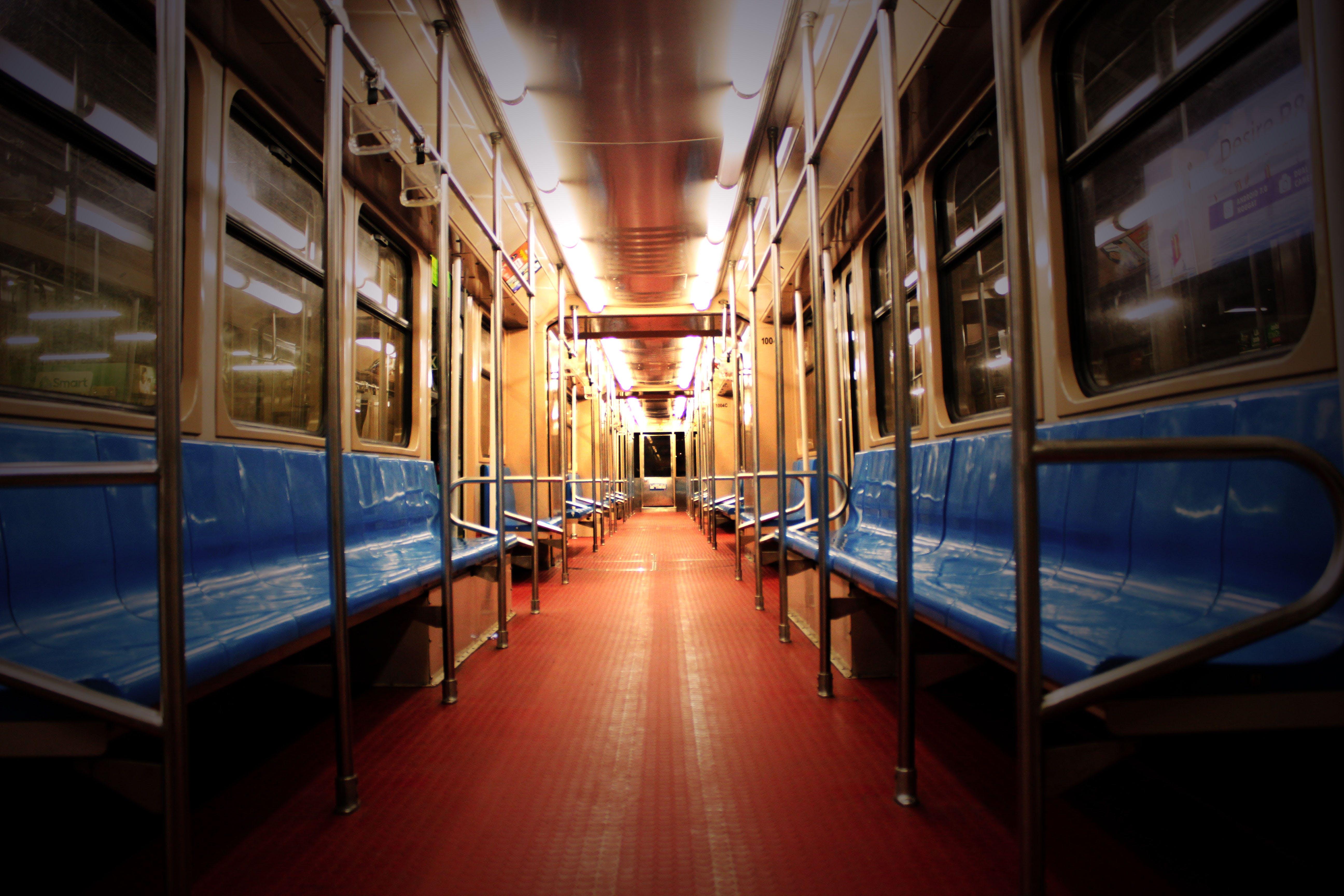 Free stock photo of train, transportation, Philippines, manila