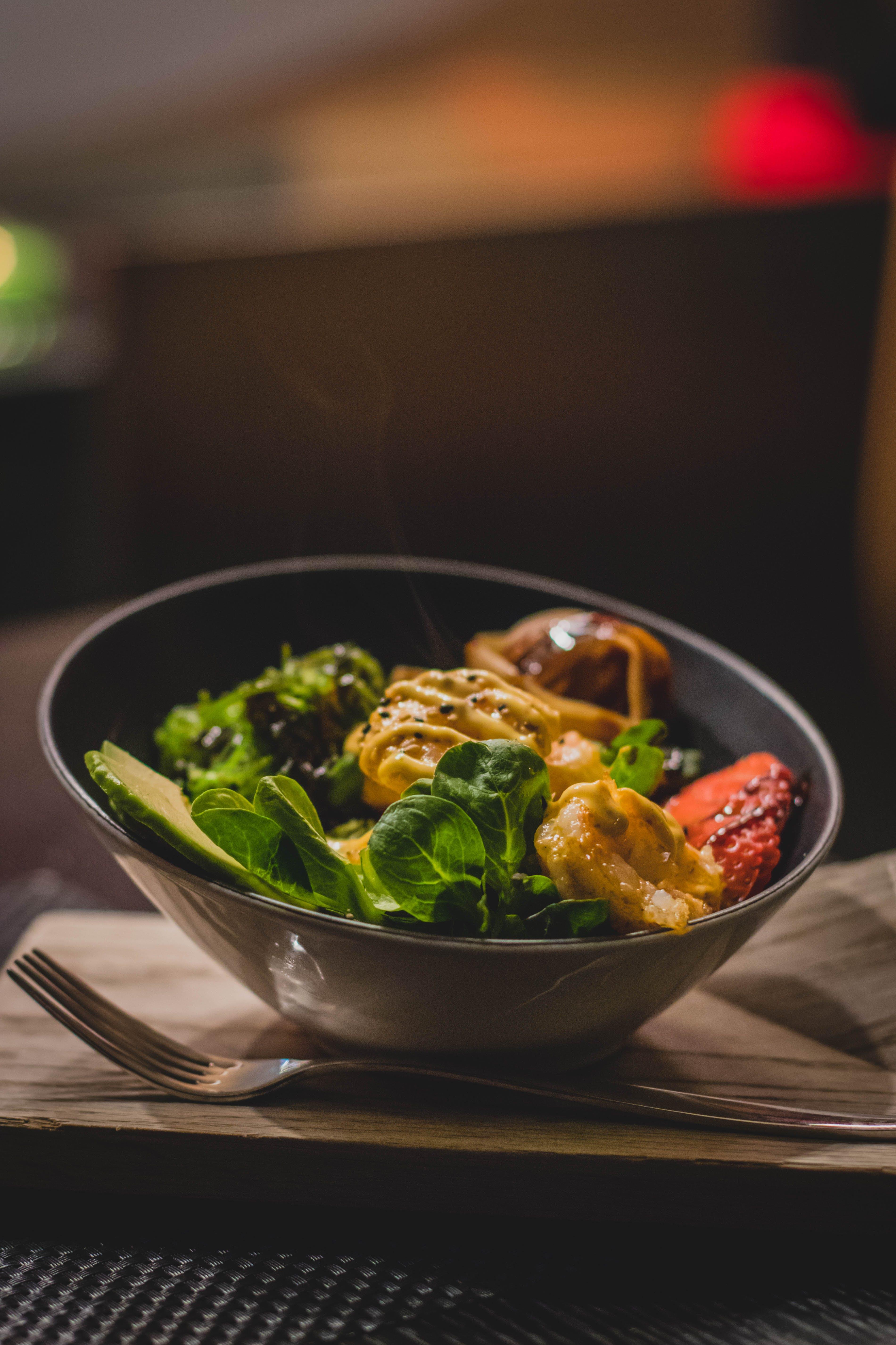 về ẩm thực, bát, bữa ăn, bữa tối
