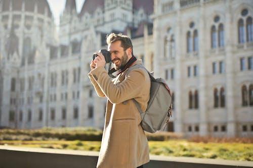 Δωρεάν στοκ φωτογραφιών με casual, άνδρας, άνθρωπος, αρχιτεκτονική