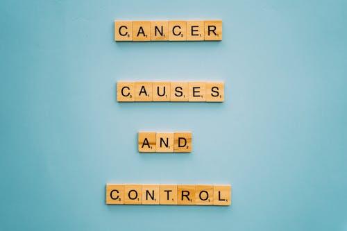 オプション, ガンとの戦い, がんの引用の無料の写真素材