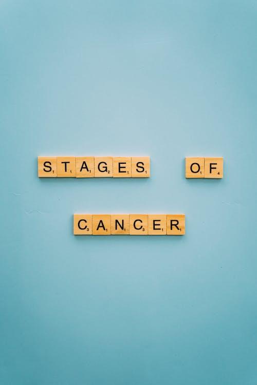 イラスト, ガンとの戦い, がんの引用の無料の写真素材