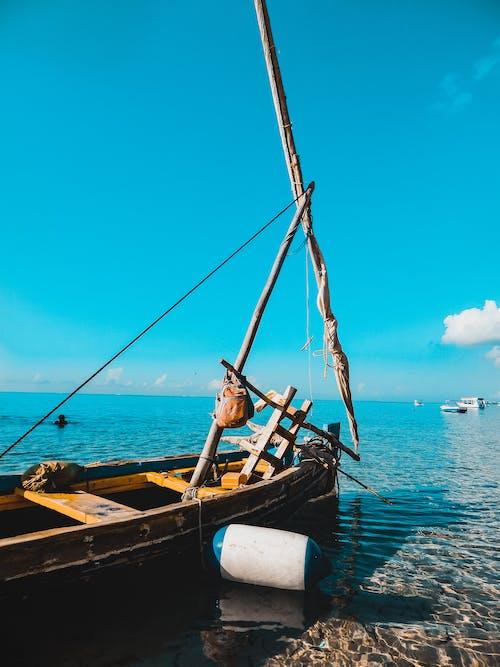 Free stock photo of boat, fishing