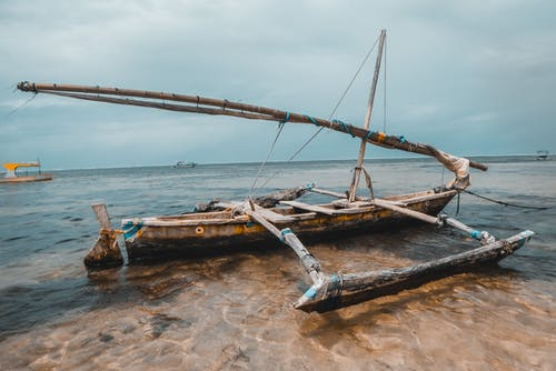 Free stock photo of boat, dhow, fishing