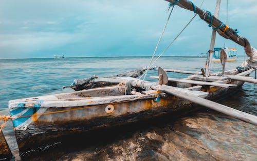 Free stock photo of fishing boat, mombasa