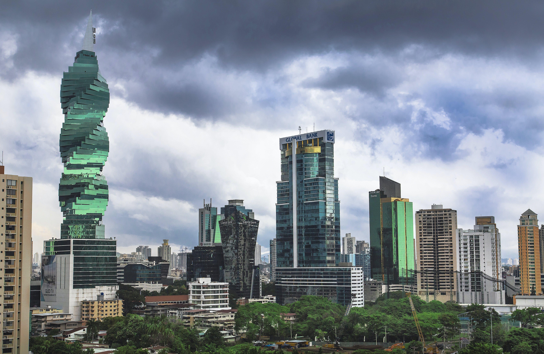 Základová fotografie zdarma na téma město panama, Panama, panorama města panamy