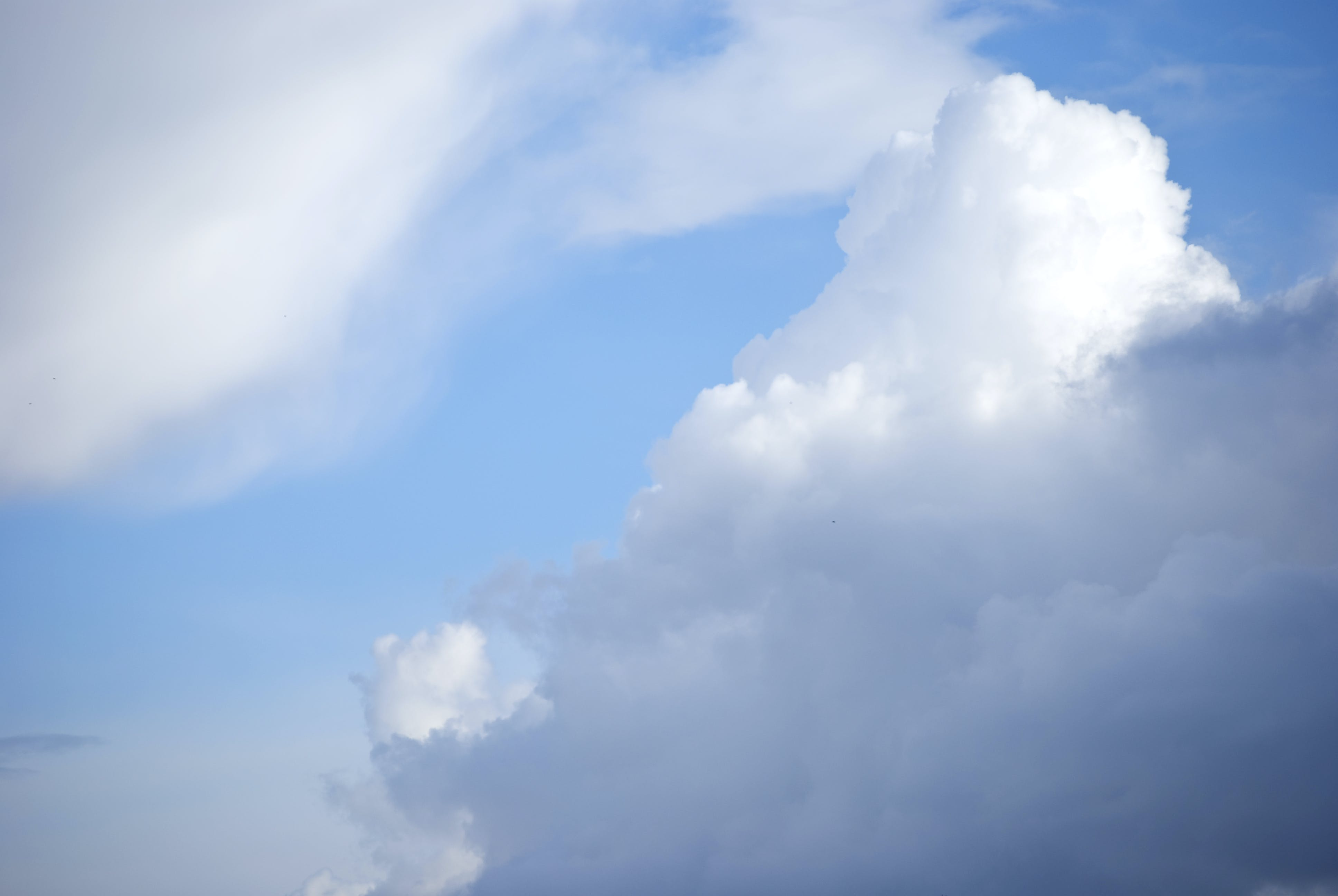Free stock photo of sky, clouds