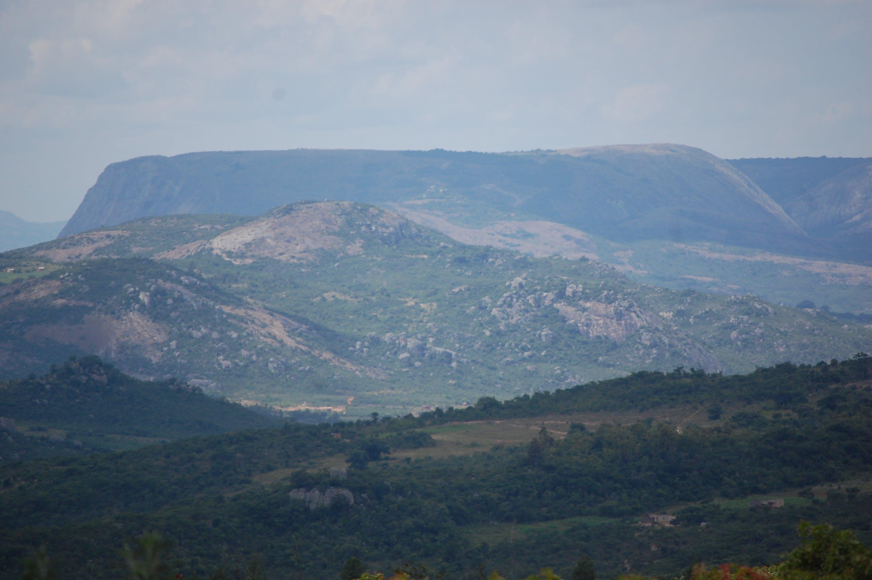 Free stock photo of rocky mountains