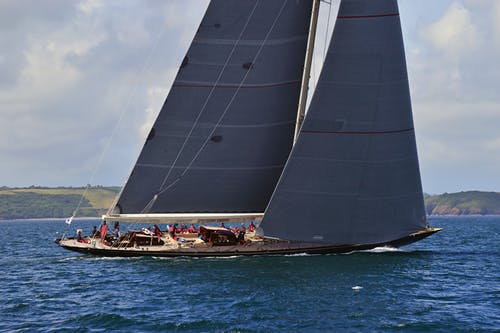 Free stock photo of j-class, sailing boats, sea, yacht