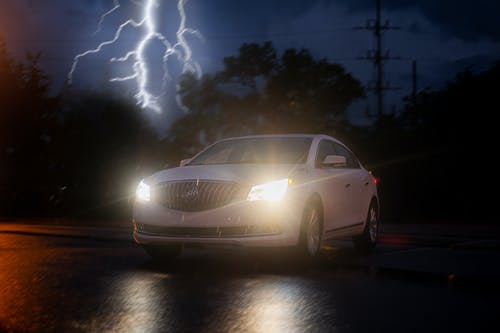 Free stock photo of at night, lightning, rain