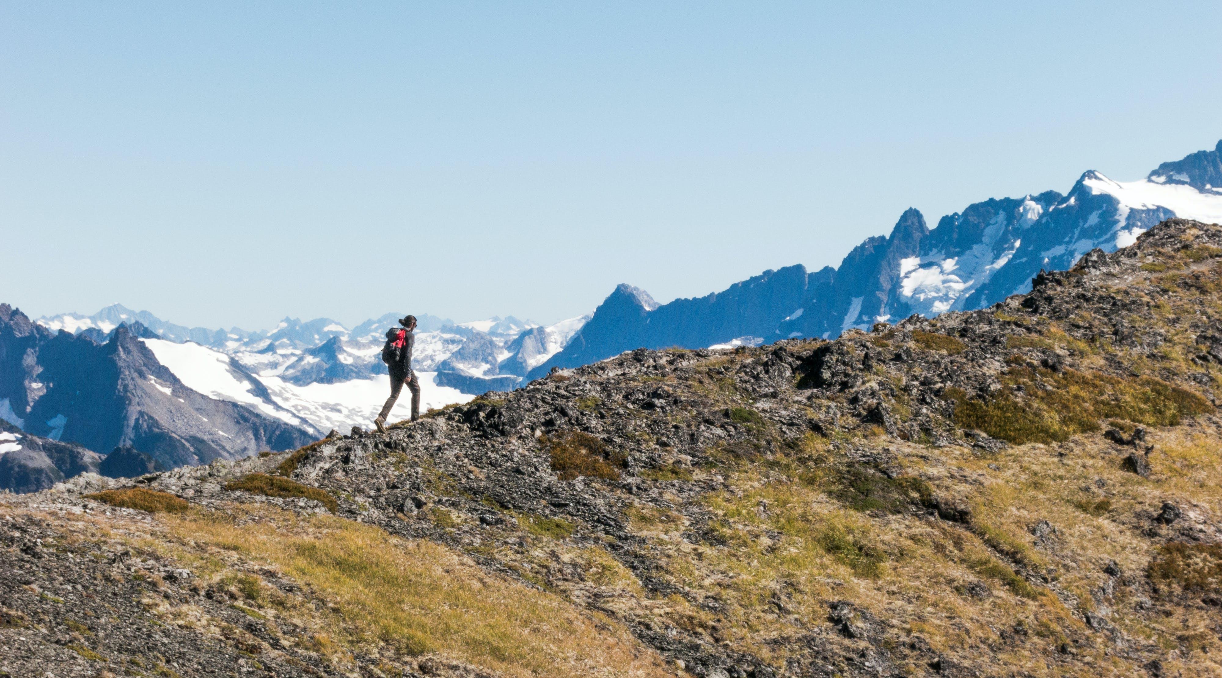 Ingyenes stockfotó domb, északi kaszkádok, festői, hegy témában