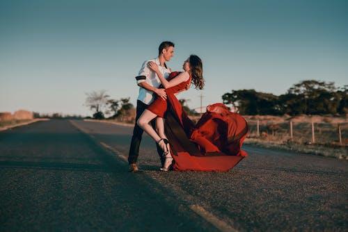 Photos gratuites de amour, asphalte, autoroute, béton