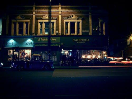 Photos gratuites de birmingham, moseley cafe, royaume-uni.