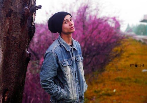 남자, 대자연, 모델, 미소의 무료 스톡 사진