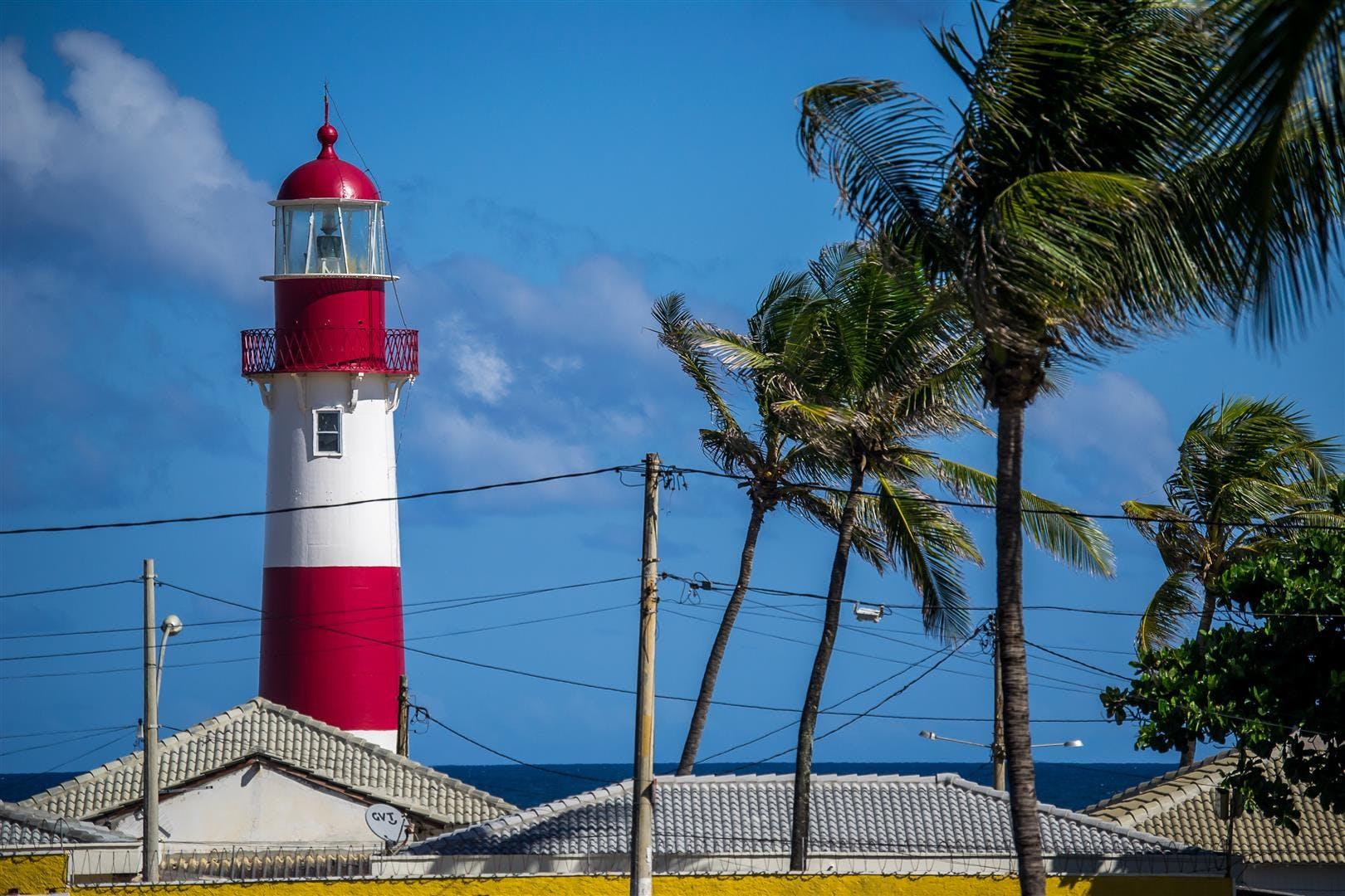 Free stock photo of lighthouse, nikon, salvador, bahia