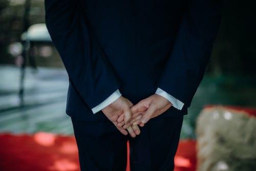 Kostenloses Stock Foto zu begrifflich, bräutigam, business
