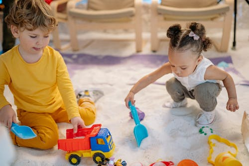 Gratis stockfoto met babies, babytjes, bewuste activiteiten
