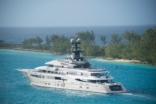 Photos gratuites de bord de l'océan, naviguer, océan, yatch