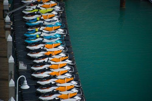 Photos gratuites de eau, jet-ski, océan