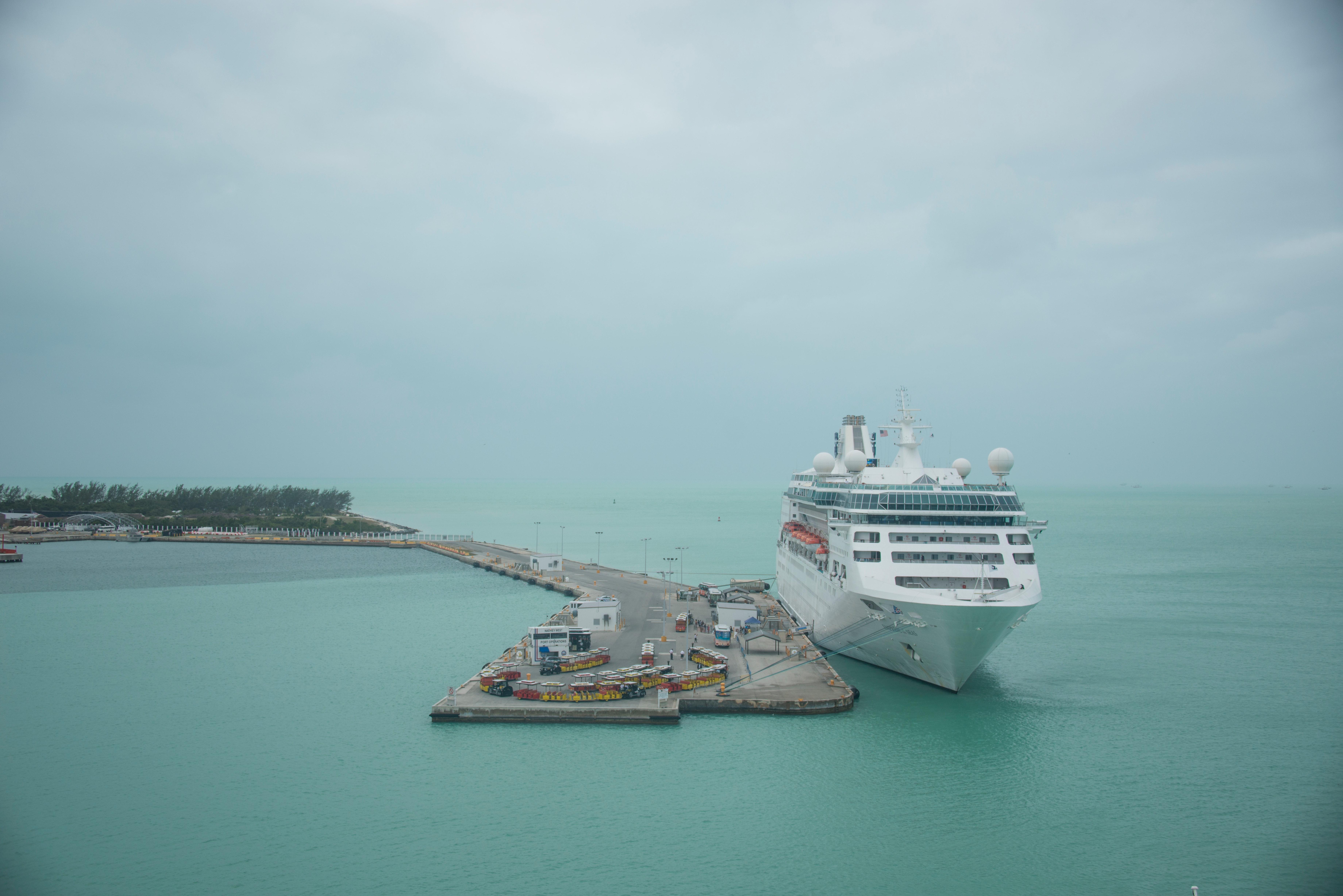 Free stock photo of cruise, cruise ship, ocean